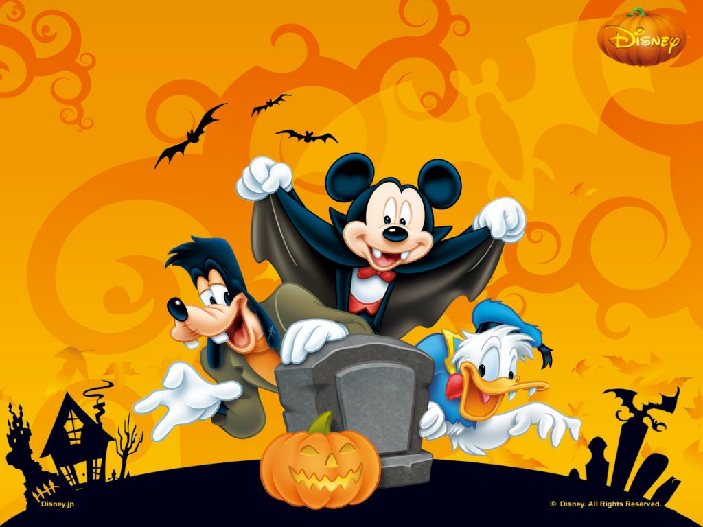 ハロウィンのミッキーマウス ディズニー画像とかわいいグッズ