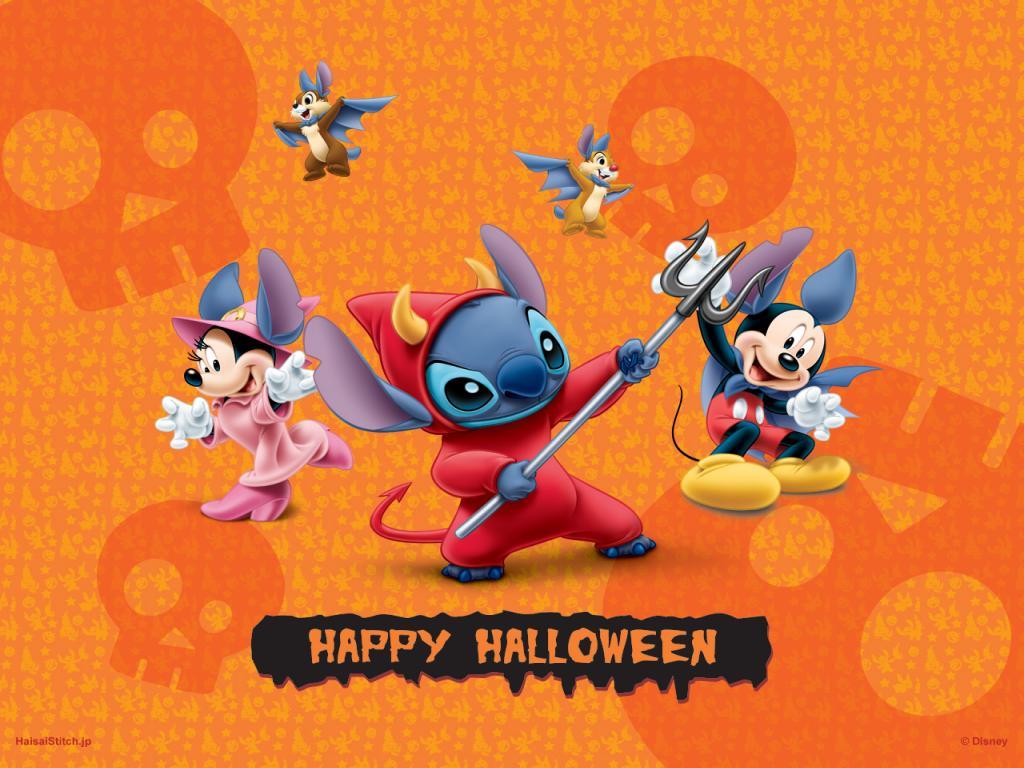 ハロウィンのスティッチ ディズニー画像とかわいいグッズ